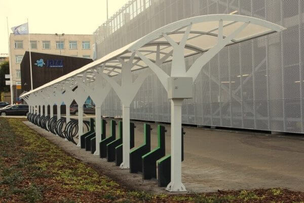 Bike Shelters rain