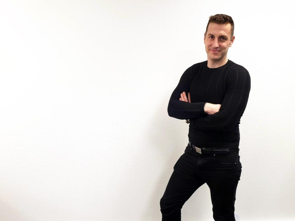 Bikeep CEO Kristjan Lind