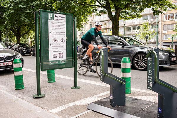 Bikeep geeft fietsdieven geen kans