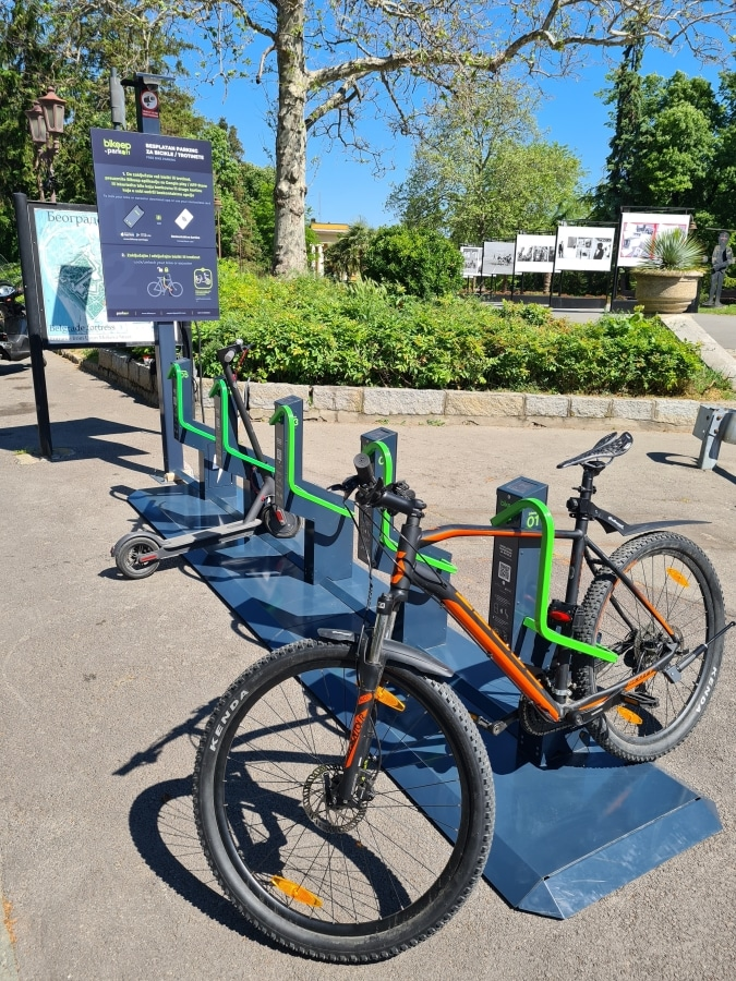 Belgrade is now on the list of metropolises that support micromobility