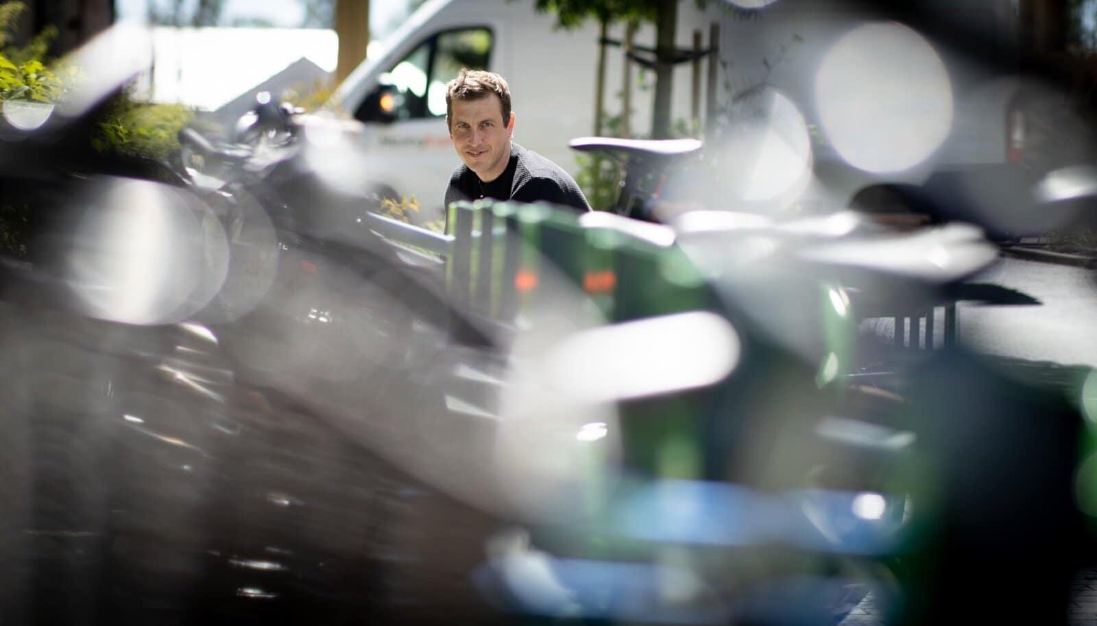 Bikeep CEO on 15-minute cities