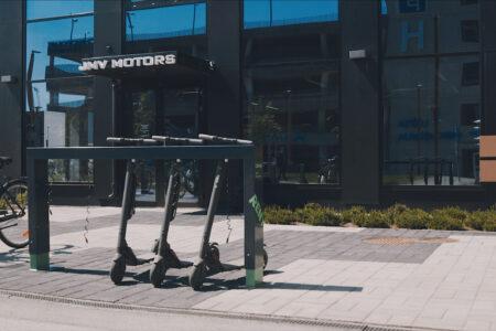 Bikeep scooter station (2)