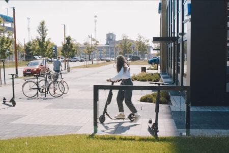 Bikeep scooter station (3)