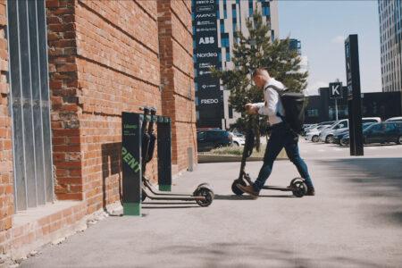 Bikeep scooter station (4)