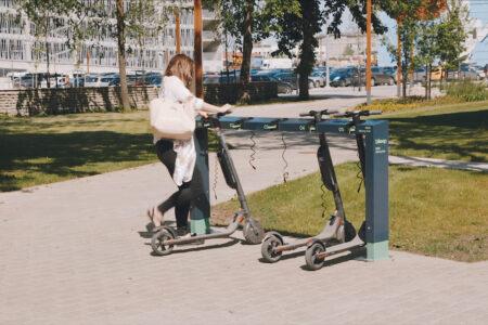 Bikeep scooter station (7)
