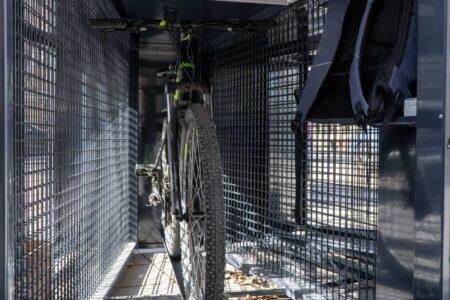 Bikeep smart bike lockers SL (5)