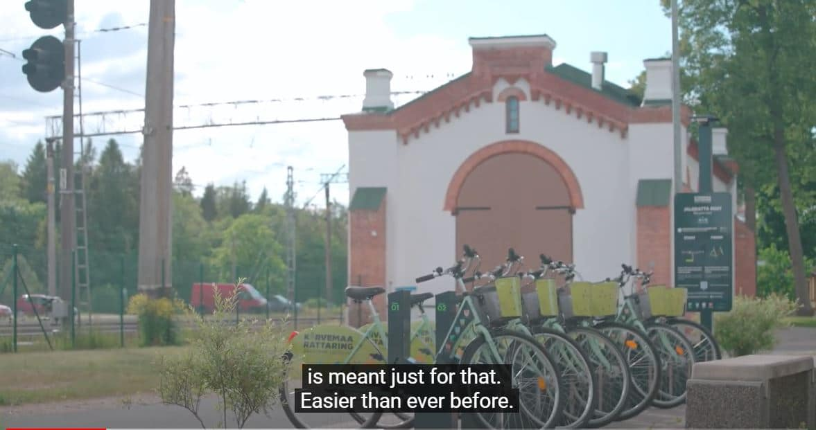 bikeep rental system