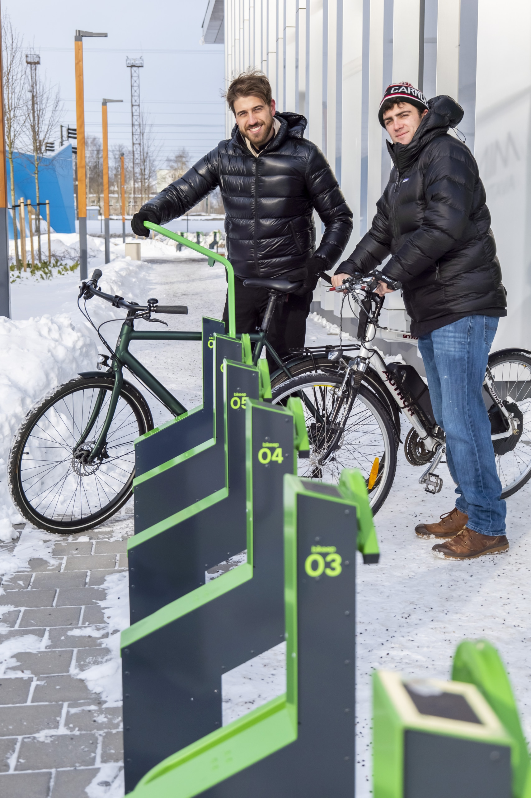 Electricity + Bicycles? The Future of Urban Mobility