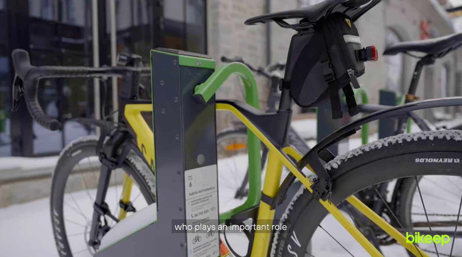 ylemiste city bikeep cooperation